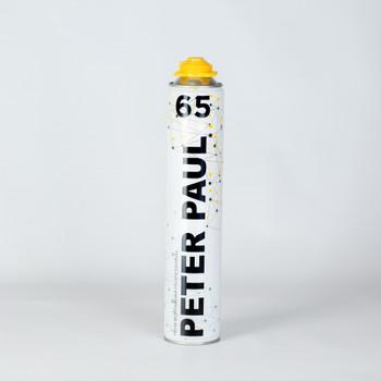 Пена монтажная Peter Paul 65 профессиональная, 900 мл
