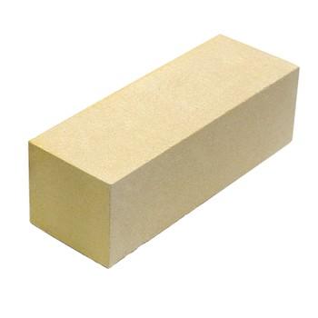 Кирпич облицовочный силикатный полнотелый Евро М-150/250, желтый