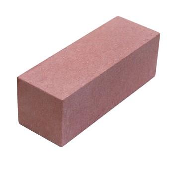 Кирпич облицовочный силикатный полнотелый Евро М-150/250, красный