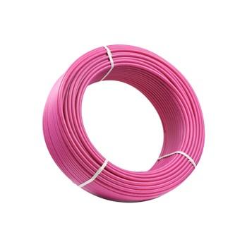 Труба из сшитого полиэтилена Rehau Rautitan Pink 16х2,2 (бухта 120м)