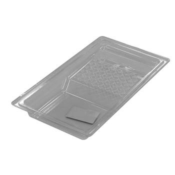 Ванночка для краски, прозрачная, 15×29 см
