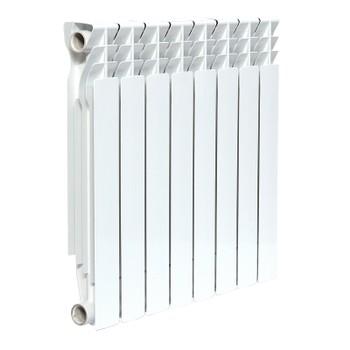 Радиатор бимет. MAXTERM MB500-10 (глубина 80)