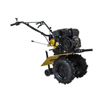 Мотоблок HUTER GMC-7,5 (7л.с., скорости-2вперед/1назад, колеса+фреза)