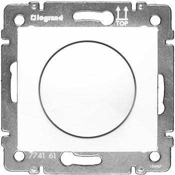 Светорегулятор белый 40-400Вт VALENA LEGRAND