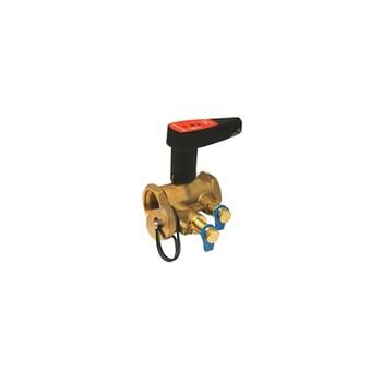 Клапан балансировочный «BALLOREX» V с ниппелями и дренажем Р/Р ДУ32, 4651000S-001673