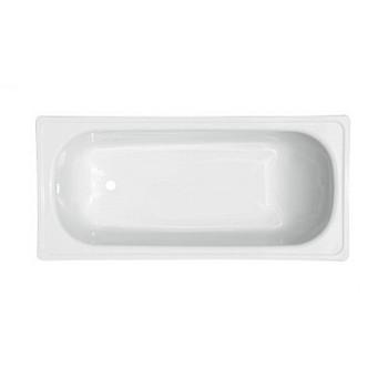 Ванна стальная 1,6м ANTIKA с ножками белая виз