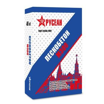 Пескобетон Русеан М-300, 40 кг