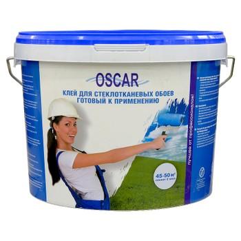 Клей для стеклообоев готовый Oscar, 10кг