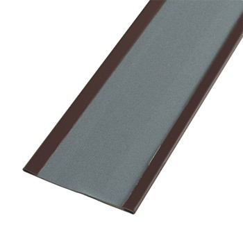 Планка стыковочн. метал. (коричневый шоколад RAL 8017) 60х3000
