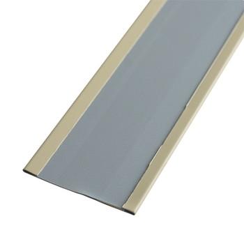 Планка стыковочн. метал. (слоновая кость RAL 1014) 60х3000