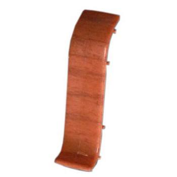 Угол стыковочный Т-пласт (047, Вишня натуральная, блистер (4шт), текстурированный)