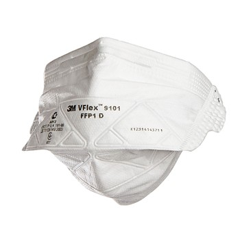 Маска 9101-1 д/защиты дыхательных путей, 3М