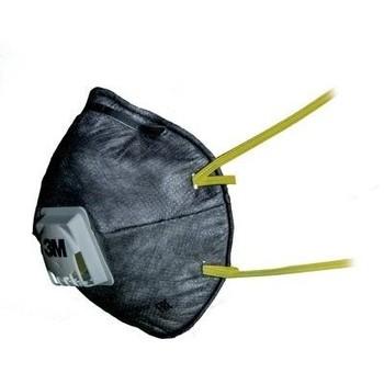 Маска 9914 д/защиты дыхательных путей с клапаном выдоха, 3М