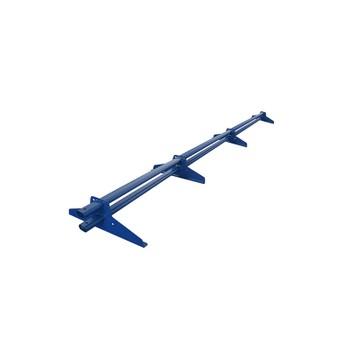 Снегозадержатель трубчатый 3000мм (синий)