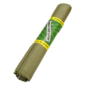 Мешки п/пропилен. 55х95см, зеленый, 10шт/уп