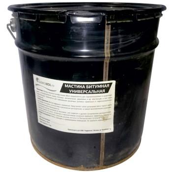 Мастика битумная МБУ, 16 кг
