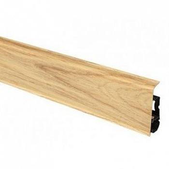 Плинтус Arbiton Indo 05, Дуб Уинстон, 2500х70х26 мм