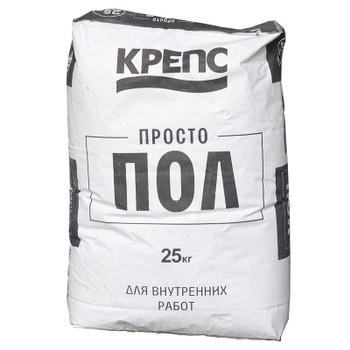 Ровнитель Крепс ПростоПол, 25 кг