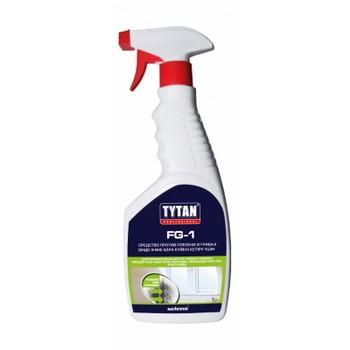 Средство для предотвращения плесени и грибка FG-1, TYTAN