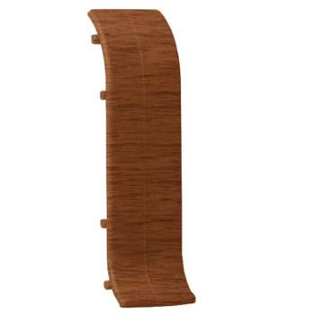Угол стыковочный Т-пласт (026, Орех антик, блистер (4шт), текстурированный)