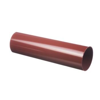 Труба водосточная (гранат) Дёке