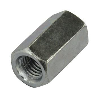 Гайка соединительная оцинкованная DIN 6334 M10