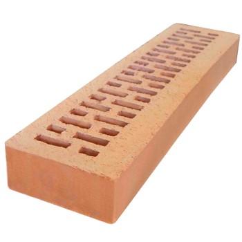 Кирпич АВС- клинкер лицевой М150/200 (490x120x52) осенний лист, Ригель формат 1,6НФ, Ревда
