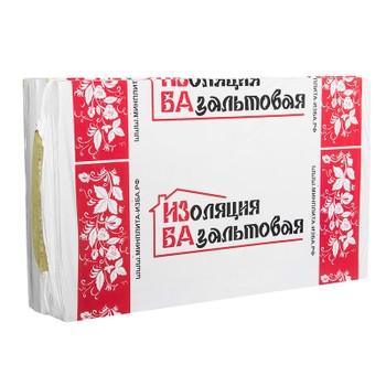 Мин. плита ИЗБА ВЕНТИ -80 (1000Х600Х50)Х8