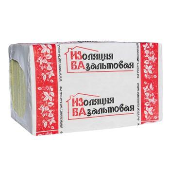 Мин. плита ИЗБА ФАСАД-135 (1000Х600Х50)Х4