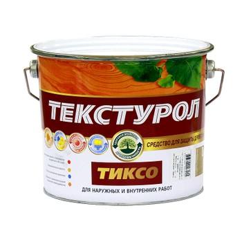 Средство для длительной защиты древесины Текстурол Тиксо Дуб, 3 л