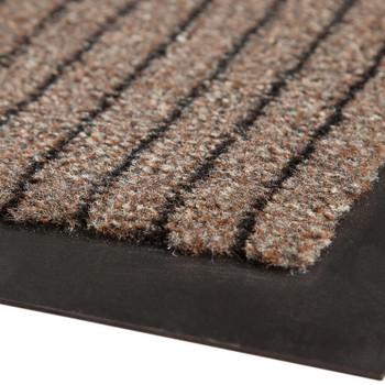 Коврик влаговпитывающий Коврик Lyon 40х60 см, 05, коричневый