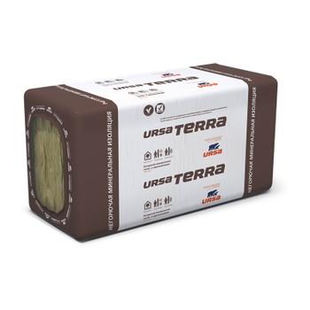 Мин. плита Урса TERRA 34PN (1250х600х50мм)х12