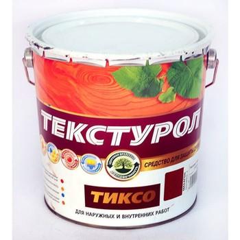 Средство для длительной защиты древесины Текстурол Тиксо Калужница, 10 л