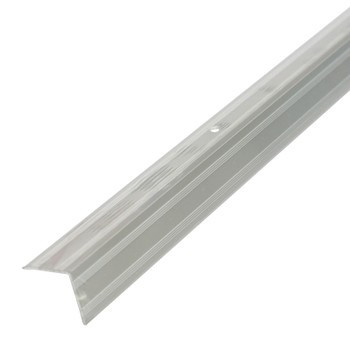 Порожек ПУ05, 900.01 л, серебро люкс