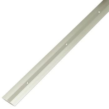 Порожек ПС03, 1800.01 л, серебро люкс