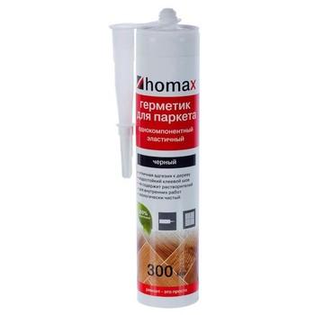 Герметик HOMAX 300 мл, Черный