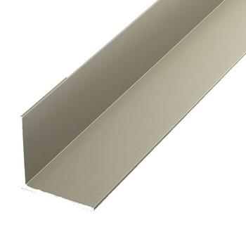 Уголок равнополочный (УП12, 1000.504 л, анод бронза, 30х30х1,5 мм)