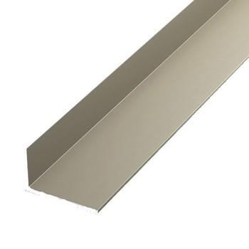 Уголок разнополочный (УП11, 2000.504, анод бронза, 30х20 мм)