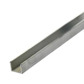 Швеллер (Шв02, 2000.501 л, алюминий люкс, 10х12х10х1,5 мм)