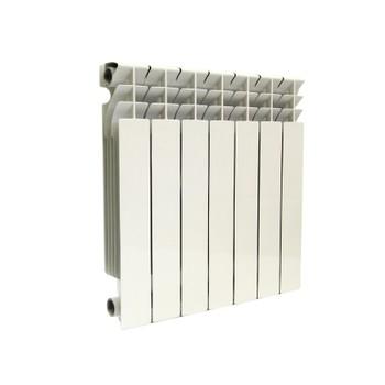 Радиатор алюминиевый LONTEK 500 6 секций