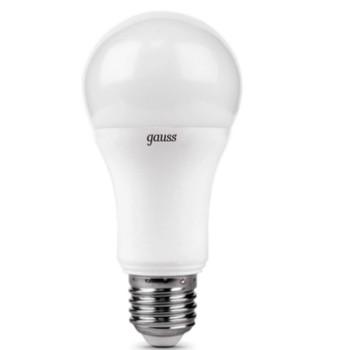 Лампа Gauss Led 12W E27, холодный свет
