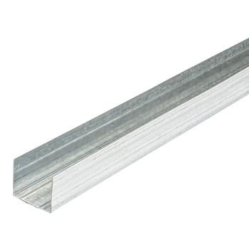 Профиль направляющий Paleta 28×27×3000мм t=0,6
