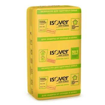 Утеплитель ISOVER Классик Плита 1170х610х50 мм 14 штук в упаковке