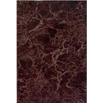 Плитка обл. 249х364мм Урал коричневый, низ, ул404 Уралкерамика