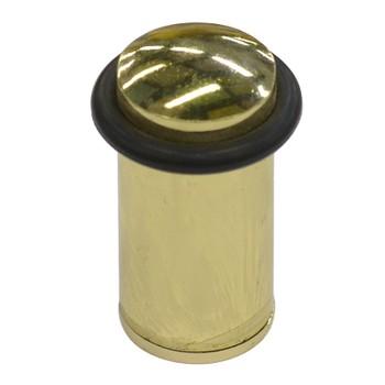 Ограничитель дверной М71А золото