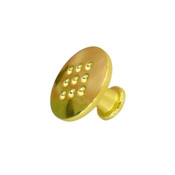 Ручка-кнопка (RC011GP.4), золото