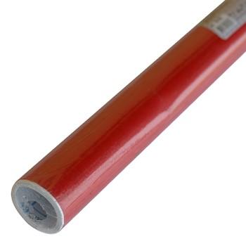 Пленка самоклеющая 0,45x2м красн. глянц, 7011В