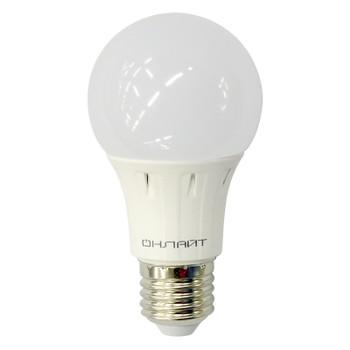 Лампа светодиод. Груша 7-2.7K-E27 ОНЛАЙТ