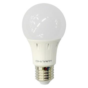 Лампа светодиод. Груша 7-4K-E27 ОНЛАЙТ