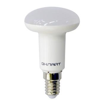 Лампа светодиод. Гриб 5-2.7K-E14 ОНЛАЙТ